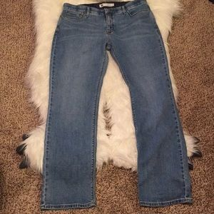 Levi's straight leg Perfect Fit jeans